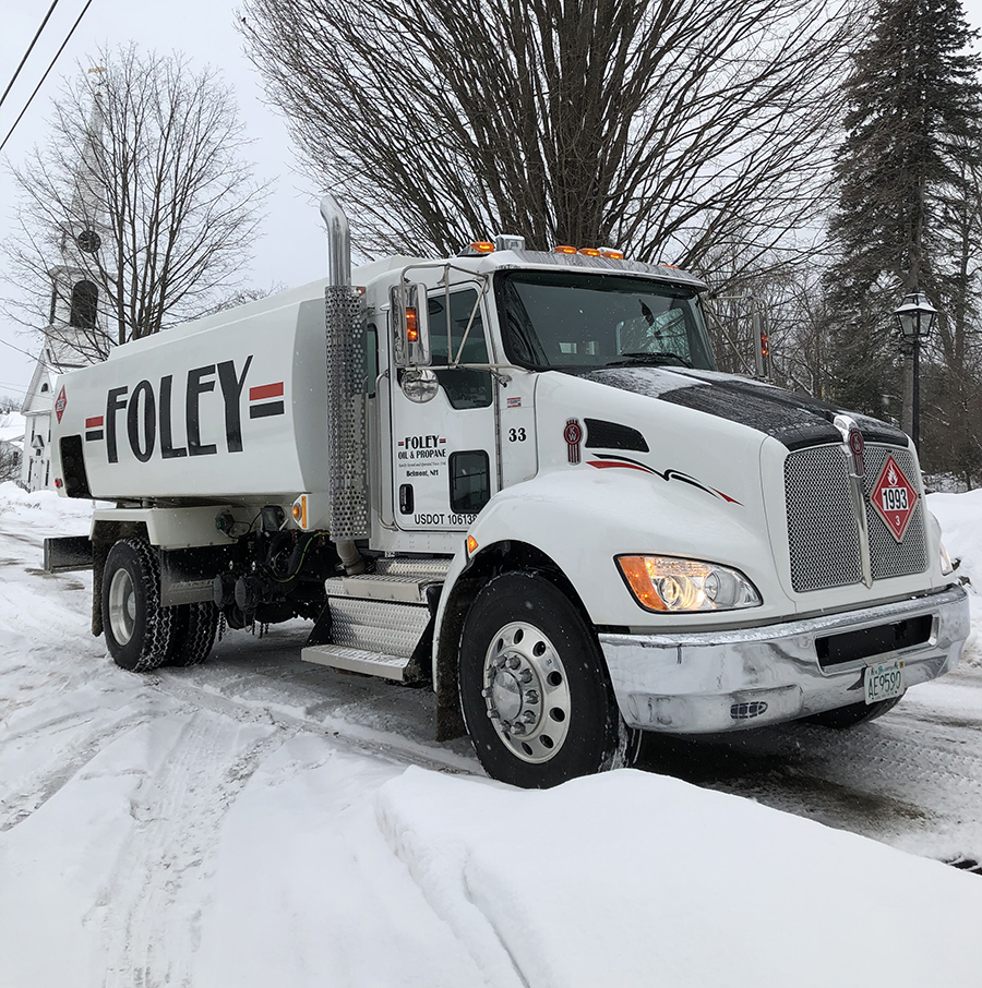 Heating Oil Delivery in NH